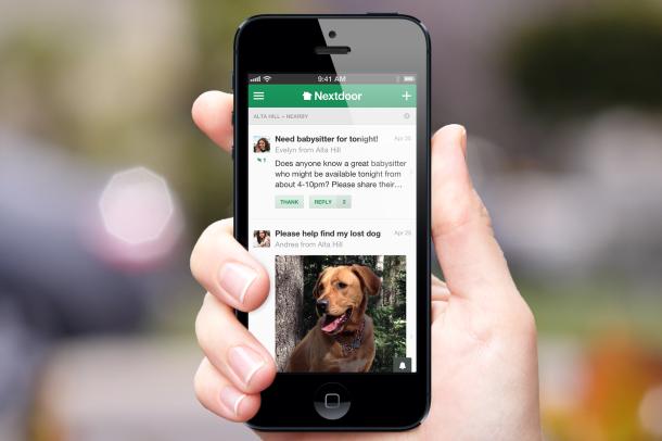 Introducing Nextdoor for iPhone