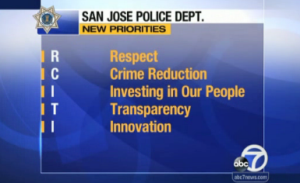 SJPD New Priorities